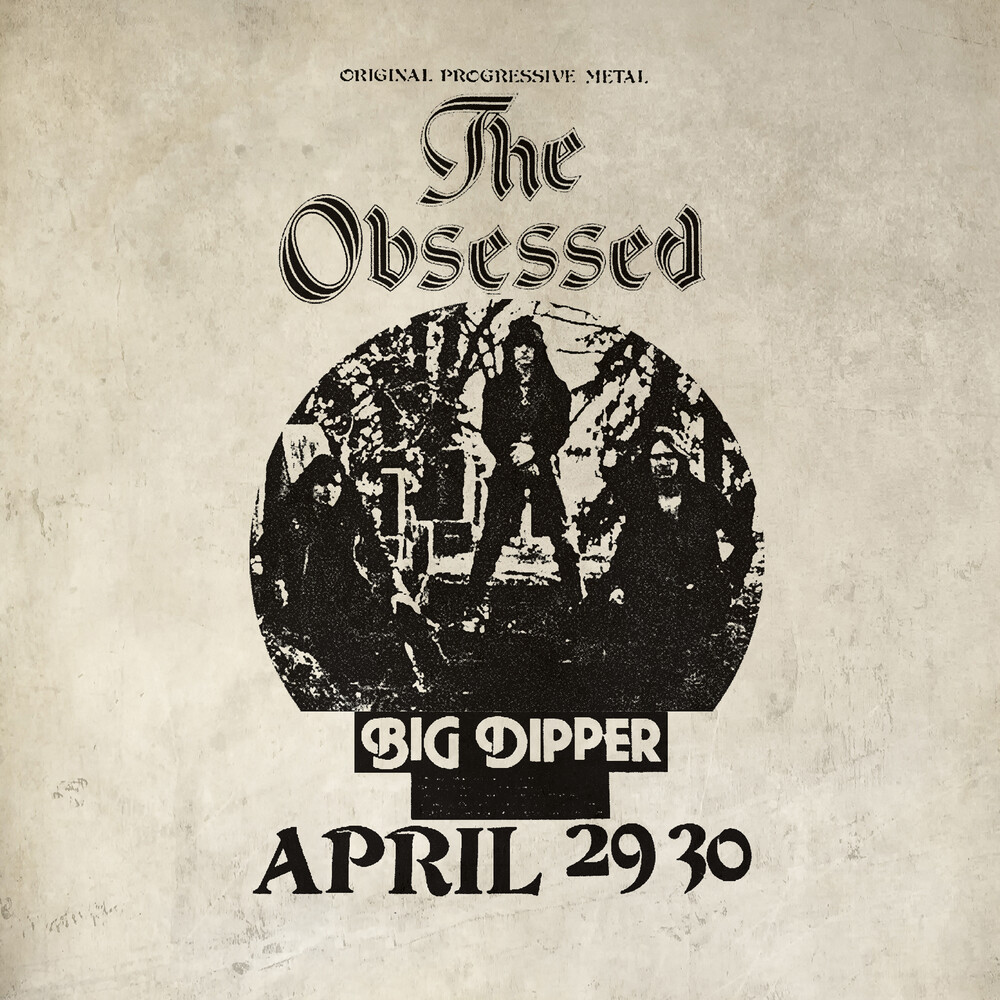 Obsessed - Live At Big Dipper
