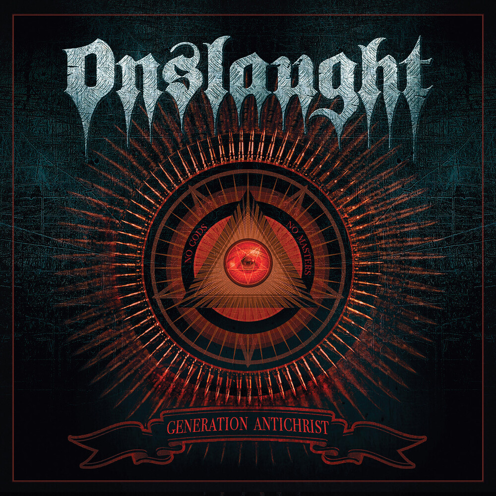 Onslaught - Generation Antichrist (Dig)