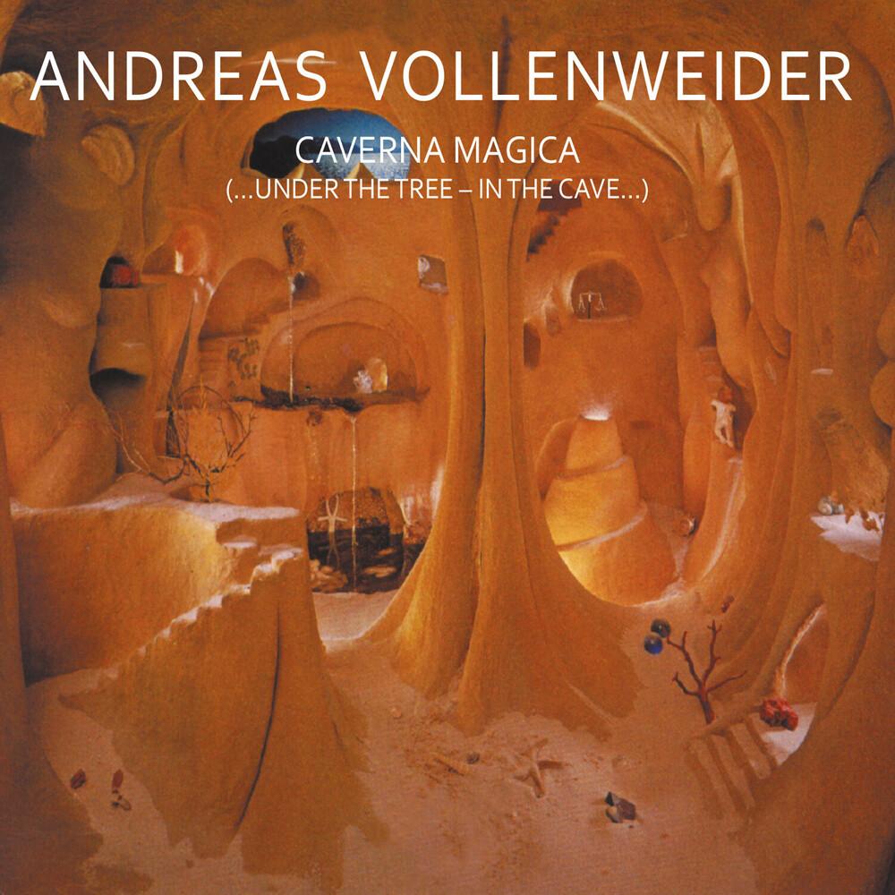 Andreas Vollenweider - Caverna Magica