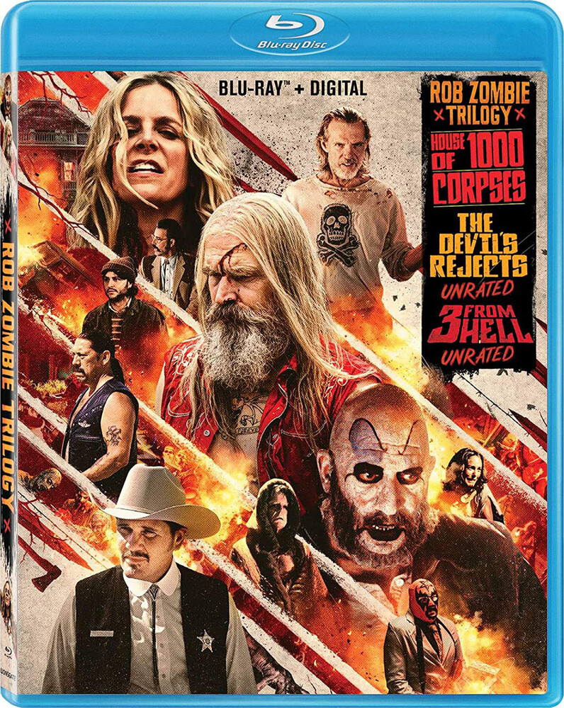Rob Zombie 3 Pack - Rob Zombie 3 Pack (3pc)