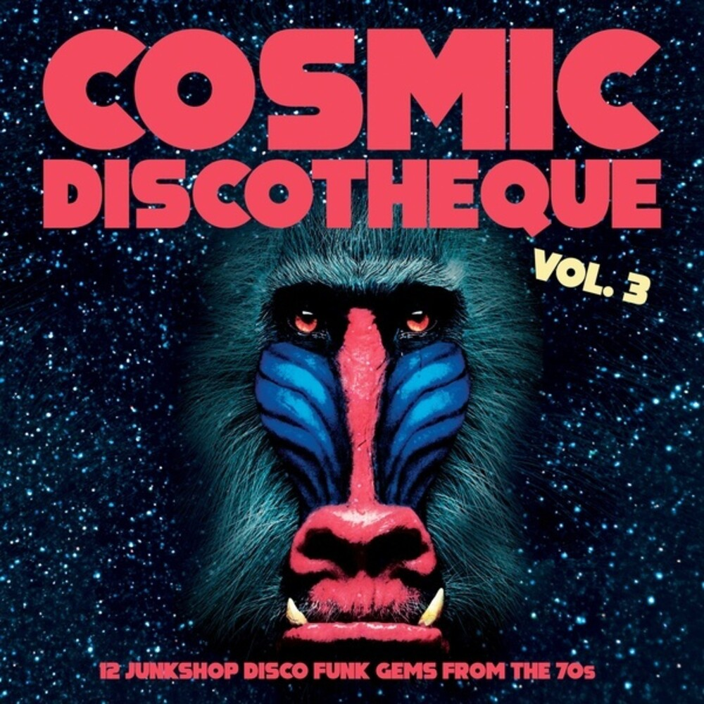 Cosmic Discotheque 3 / Various - Cosmic Discotheque Vol. 3 (Various Artists)