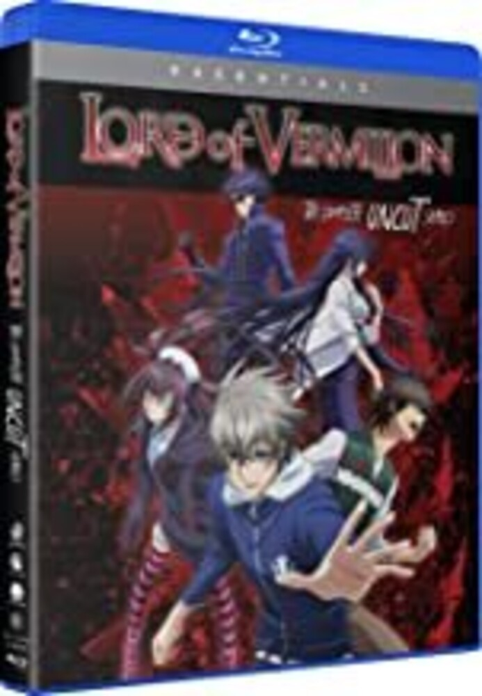 Lord of Vermilion: Crimson King - Complete Series - Lord Of Vermilion: Crimson King - Complete Series