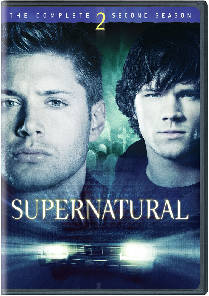 Supernatural - Supernatural: Second Season (6pc) / (Box Rpkg)