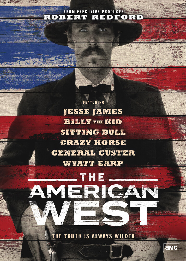 American West: Season 1 - American West: Season 1 (3pc)