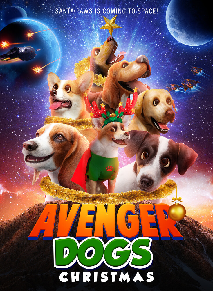 Jacob Trill - Avenger Dogs Christmas