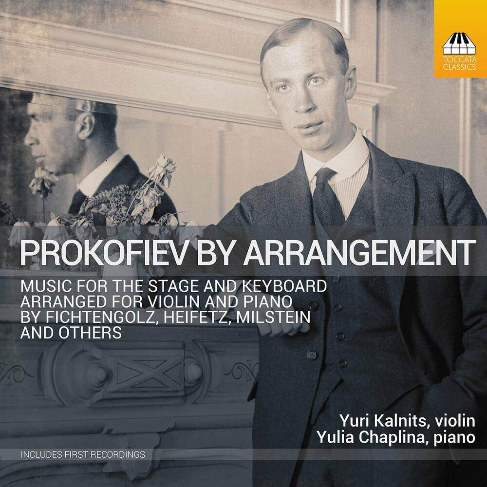 Yuri Kalnits - Prokofiev By Arrangement