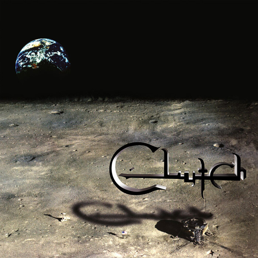 Clutch - Clutch [Limited 180-Gram Crystal Clear Vinyl]