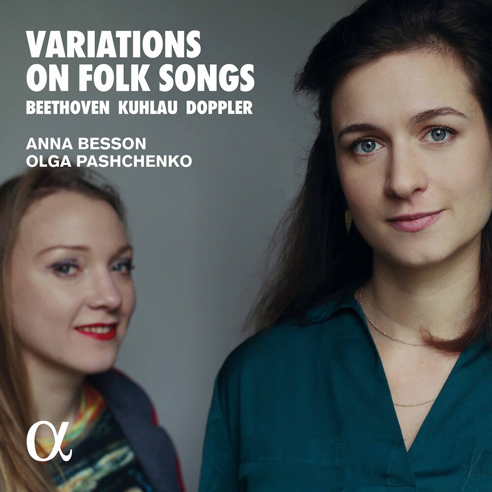 Beethoven / Pashchenko / Besson - Variations on Folk Songs