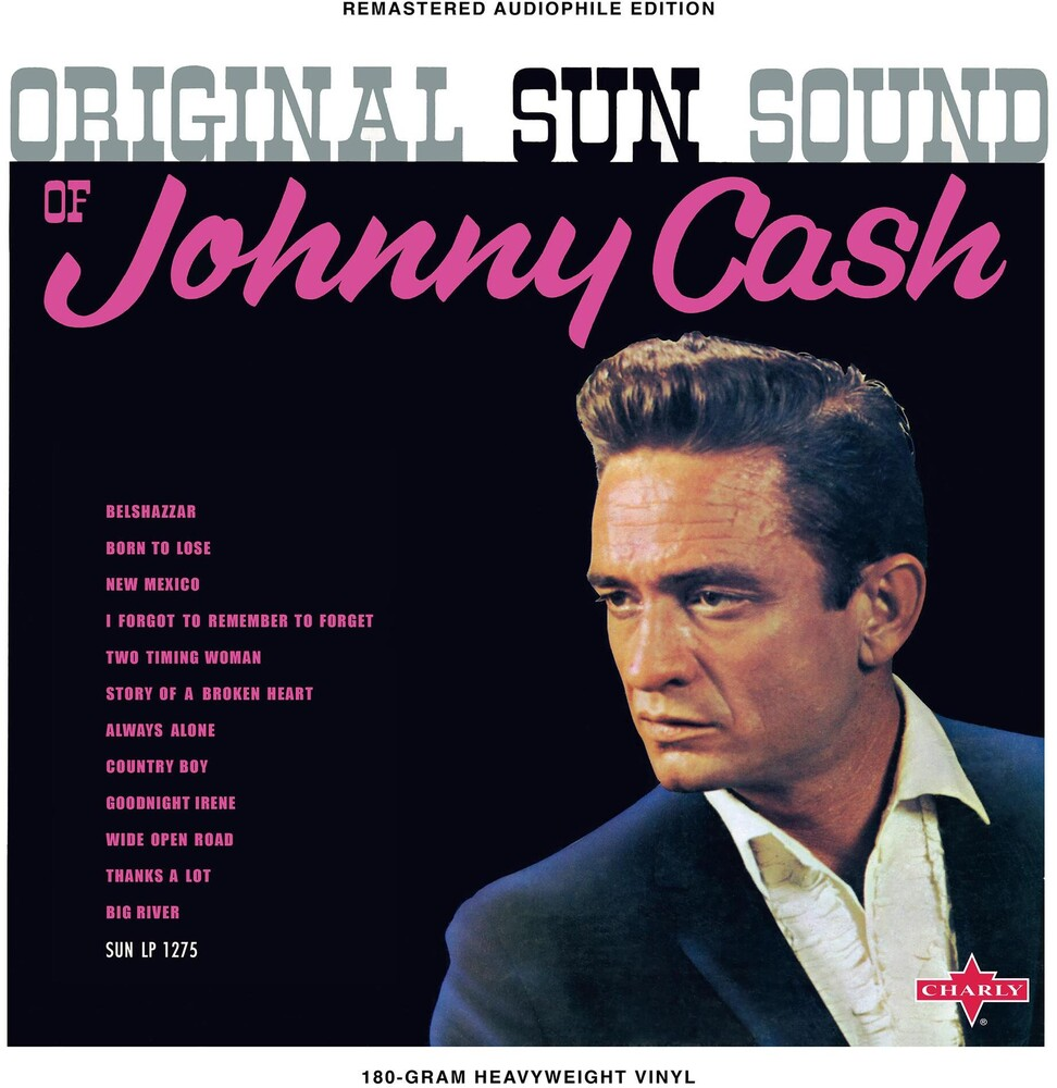 Johnny Cash - Original Sun Sound Of Johnny Cash [LP]