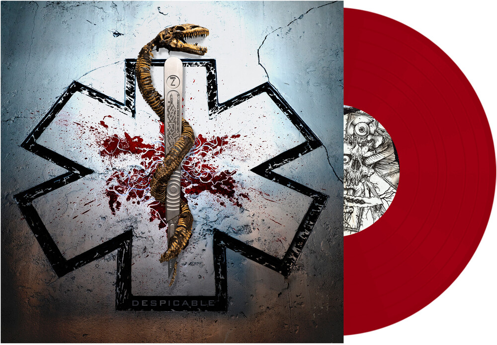 Carcass - Despicable EP [Indie Exclusive Limited Edition Red 10in Vinyl]