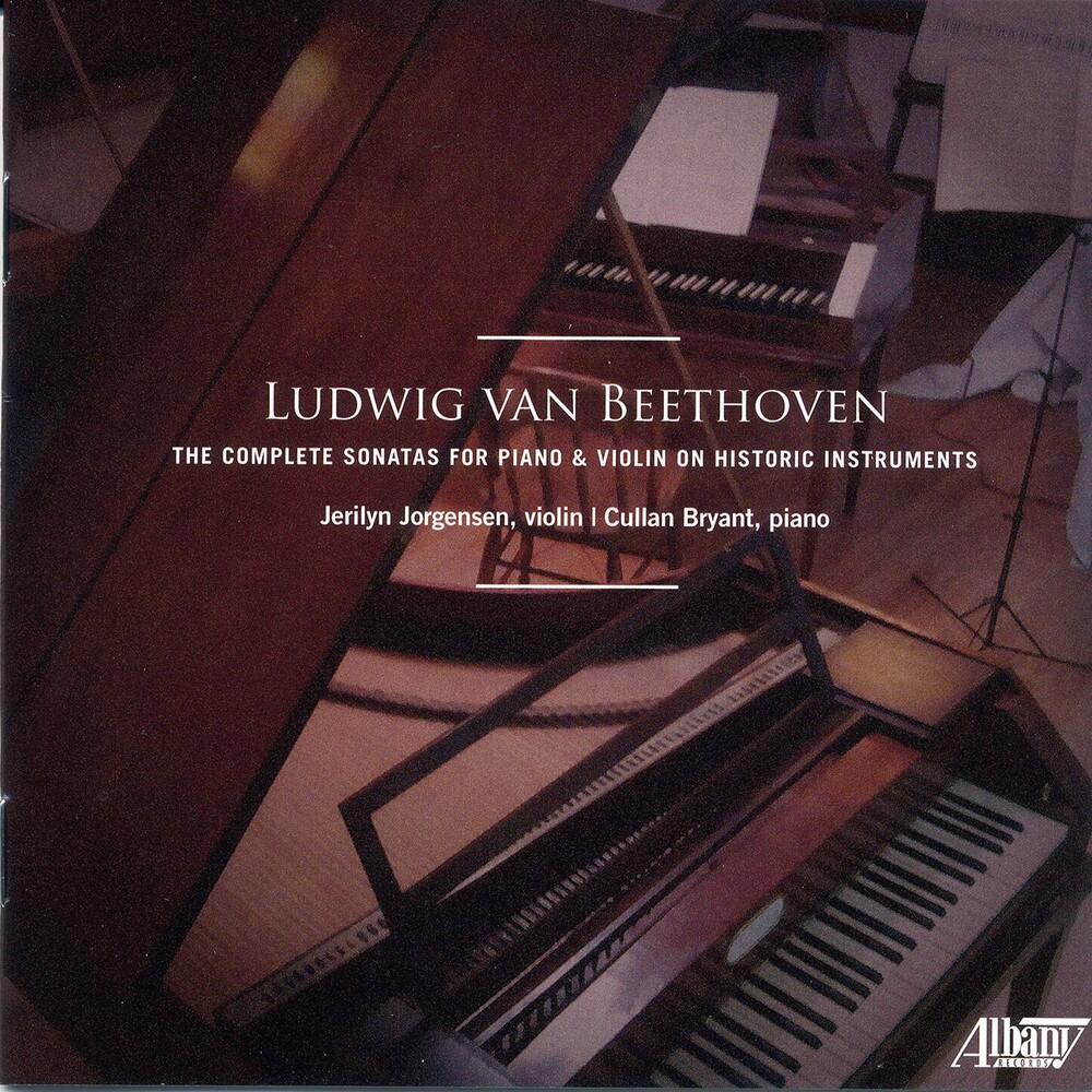 Jorgensen / Bryant - Ludwig Van Beethoven (4pk)