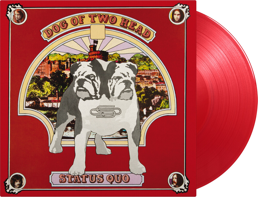 Status Quo - Dog Of Two Head [Colored Vinyl] (Gate) [Limited Edition] [180 Gram] (Red)