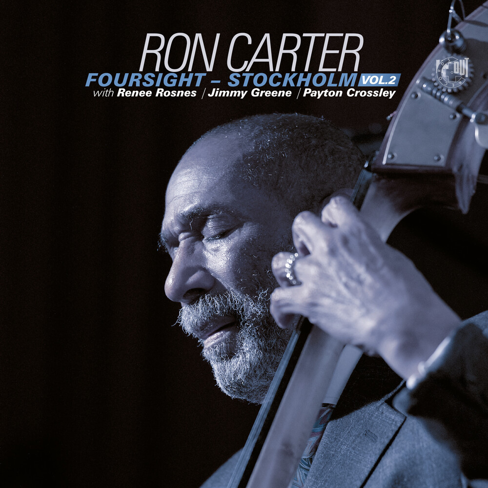 Ron Carter - Foursight: Stockholm 2