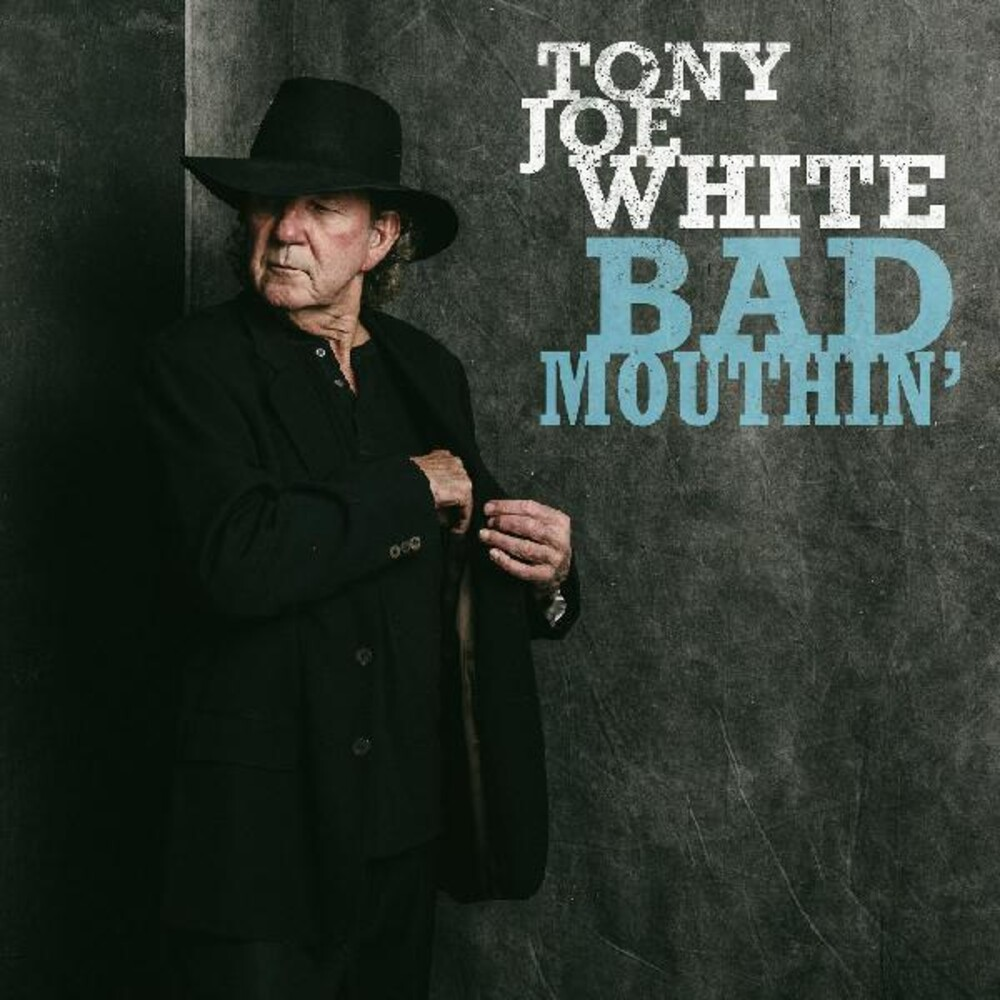 Tony White Joe - Bad Mouthin' (Blue) (Colv) (Dlcd)