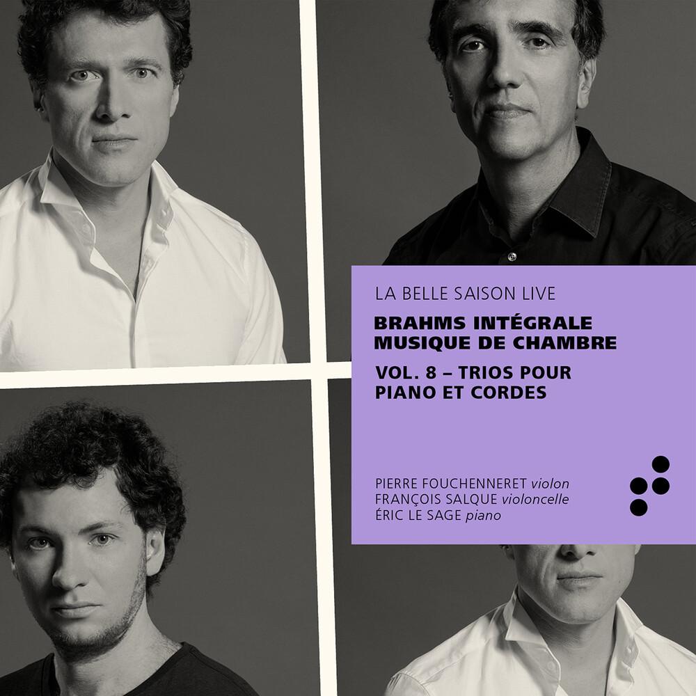 Brahms / Sage / Fouchenneret - Integrale Musique Chambre 8 (2pk)