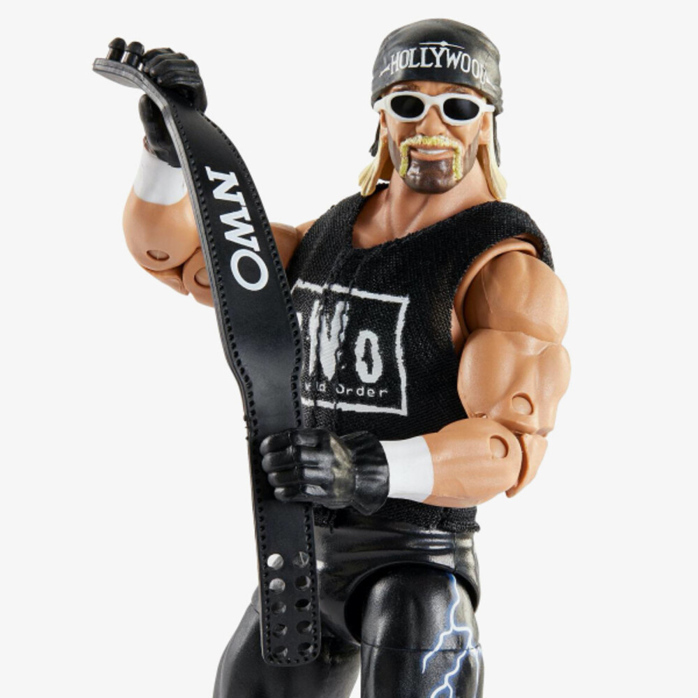 WWE - Mattel Collectible - WWE Ultimate Edition Figure Hulk Hogan