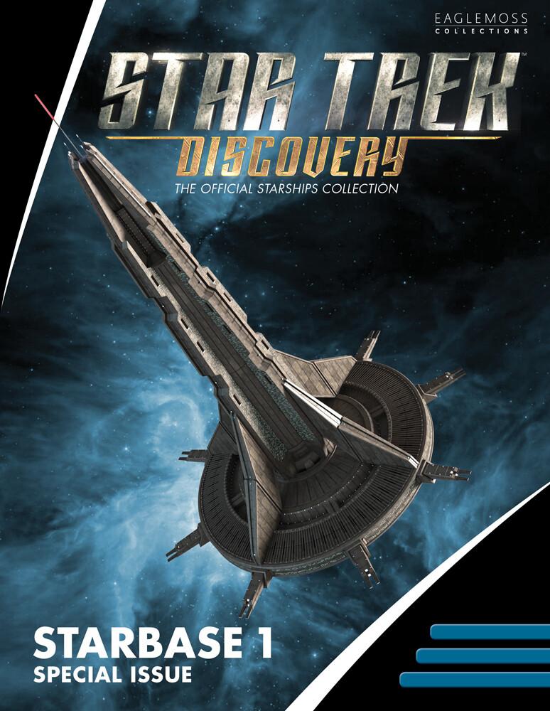 Star Trek: Discovery [TV Series] - Eaglemoss - Star Trek: Discovery - Starbase 1