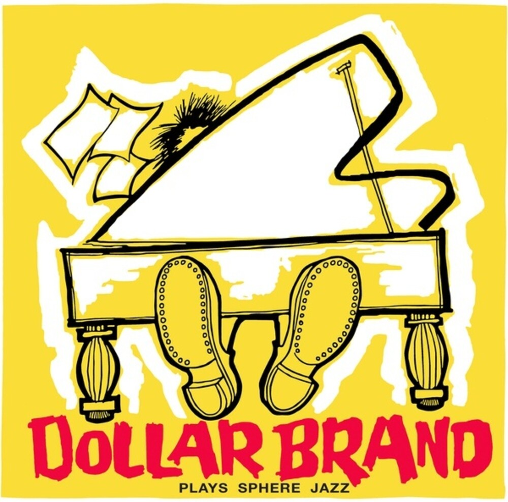 Dollar Brand - Plays Sphere Jazz