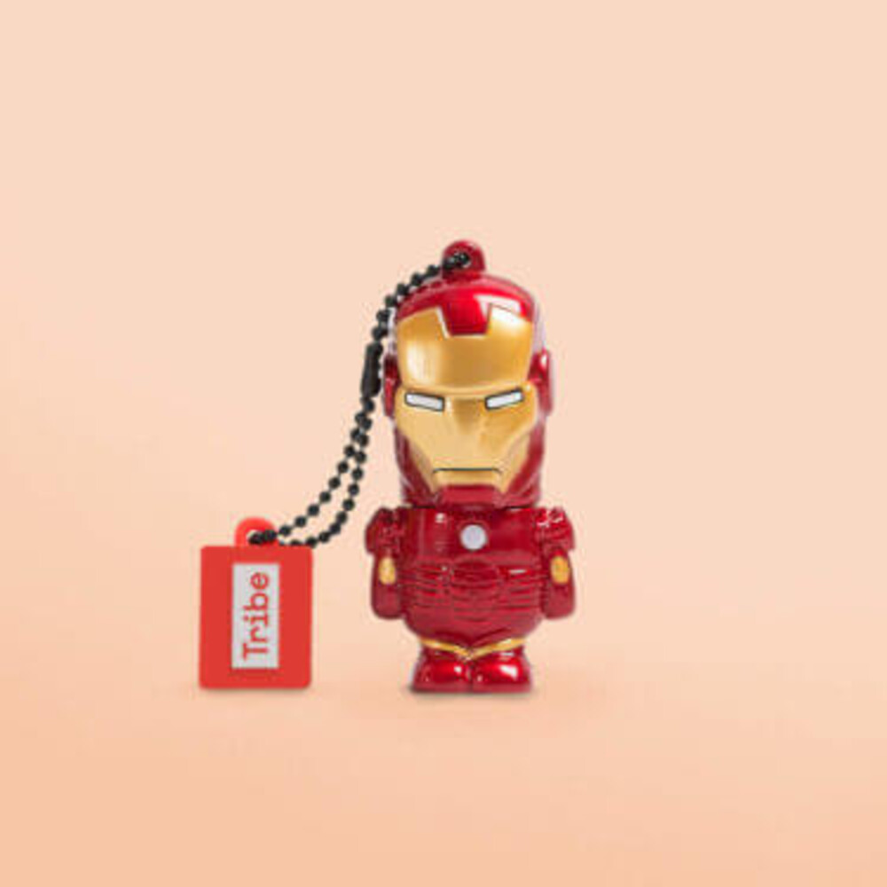 - Tribe Marvel Iron Man 32GB USB Flash Drive