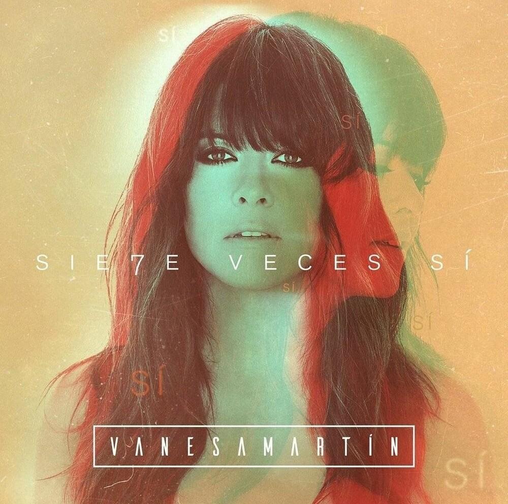 Vanesa Martin - Siete Veces Si (W/Cd) (Spa)