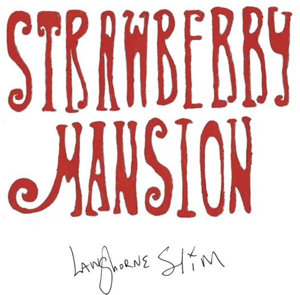 Langhorne Slim - Strawberry Mansion [LP]