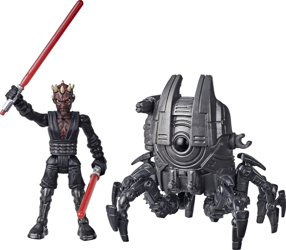 - Sw Mission Fleet Gear Class Darth Maul (Afig)