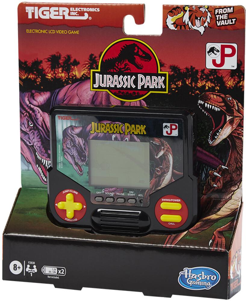 Tiger Electronics Jurassic Edition - Hasbro Gaming - Tiger Electronics Jurassic Park Edition
