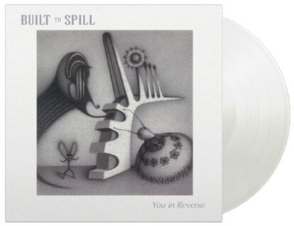 Built To Spill - You In Reverse [Limited Gatefold, 180-Gram Clear Vinyl]