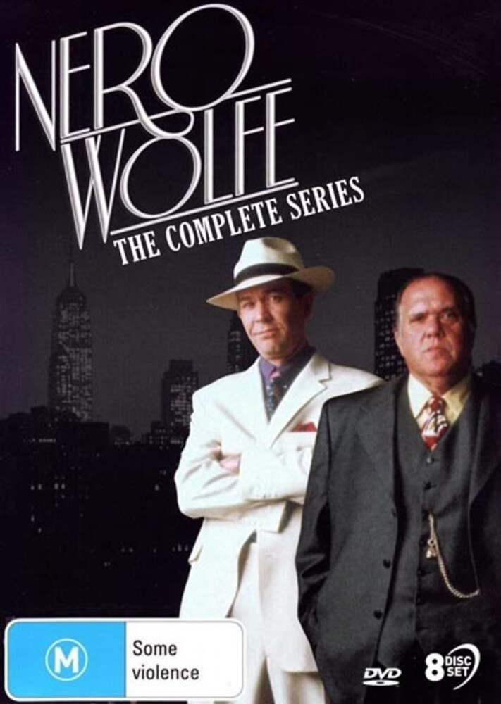 Nero Wolfe: The Complete Series - Nero Wolfe: The Complete Series (8pc) / (Aus Ntr0)