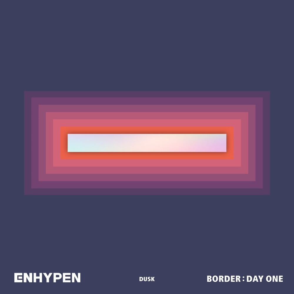 ENHYPEN - BORDER : DAY ONE [Dusk Version]