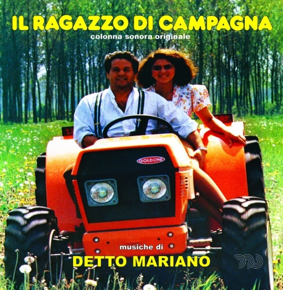 Mariano Detto Ita - Il Ragazzo Di Campagna / O.S.T. (Ita)