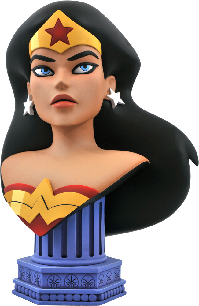 Diamond Select - Diamond Select - DC Comic Legends In 3D Wonder Woman 1/2 Scale Bust