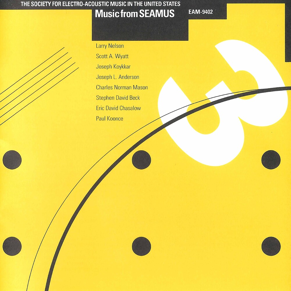Music From Seamus 3 / Various - Music from Seamus 3