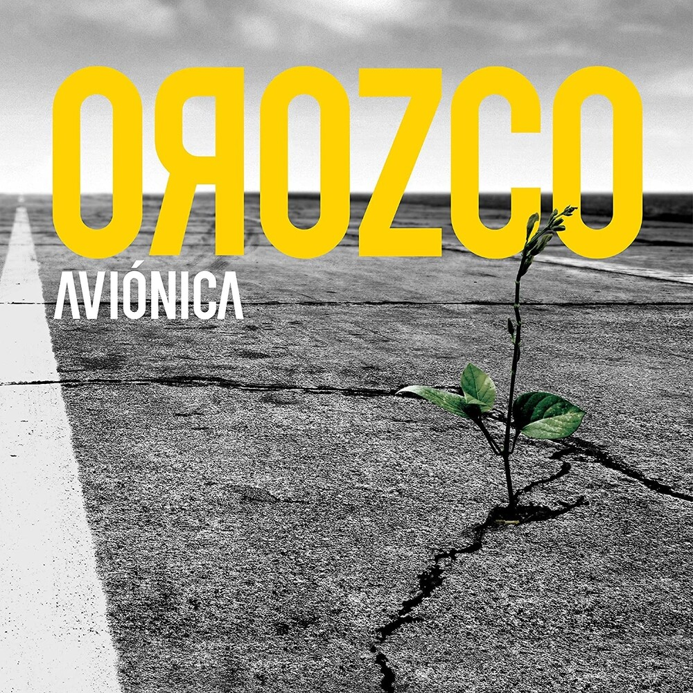 Antonio Orozco - Avionica