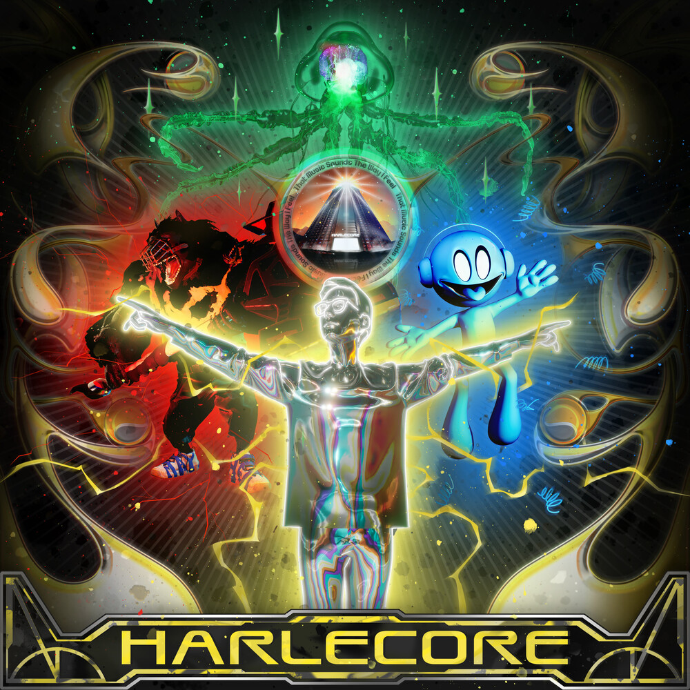 Danny Harle  L - Harlecore [Digipak]