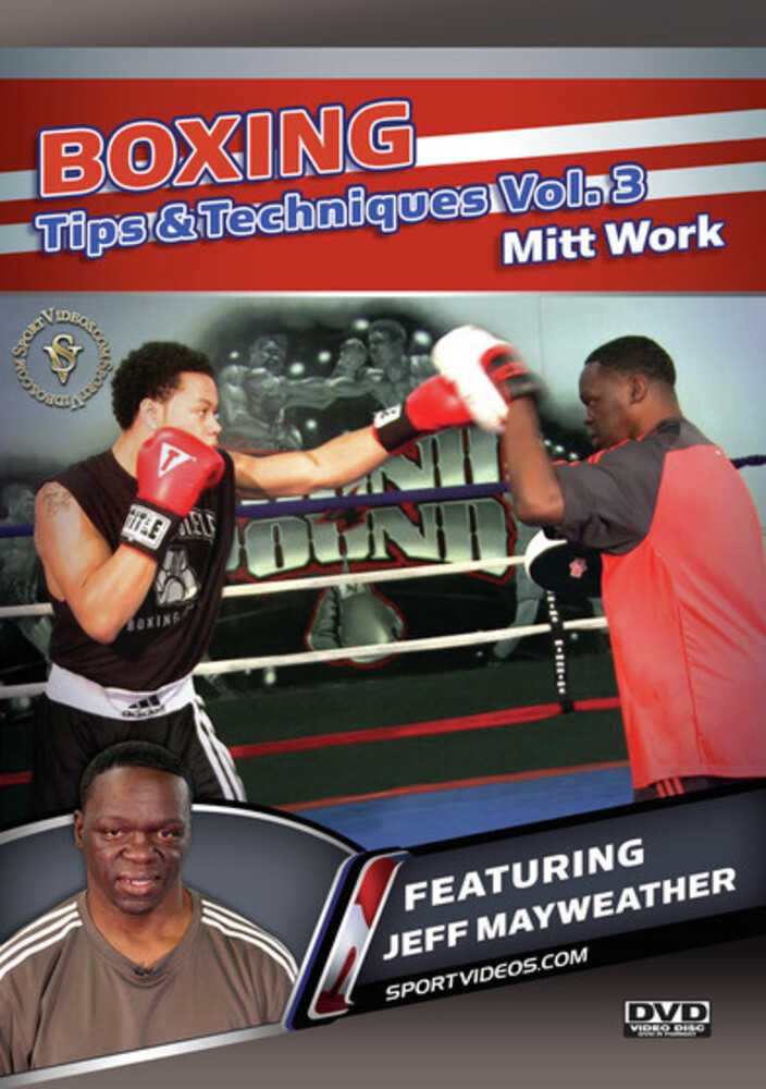 Boxing Tips & Techniques Vol 3 - Mitt Work - Boxing Tips & Techniques Vol 3 - Mitt Work / (Mod)