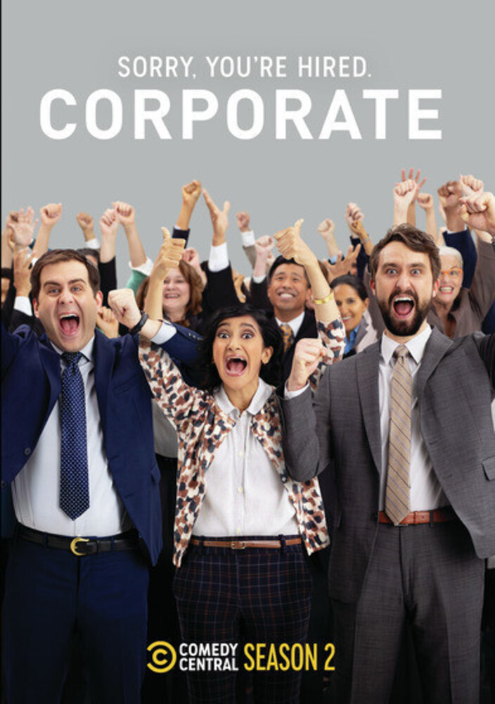 Corporate: Season 2 - Corporate: Season 2 (2pc) / (Mod Ac3 Dol)