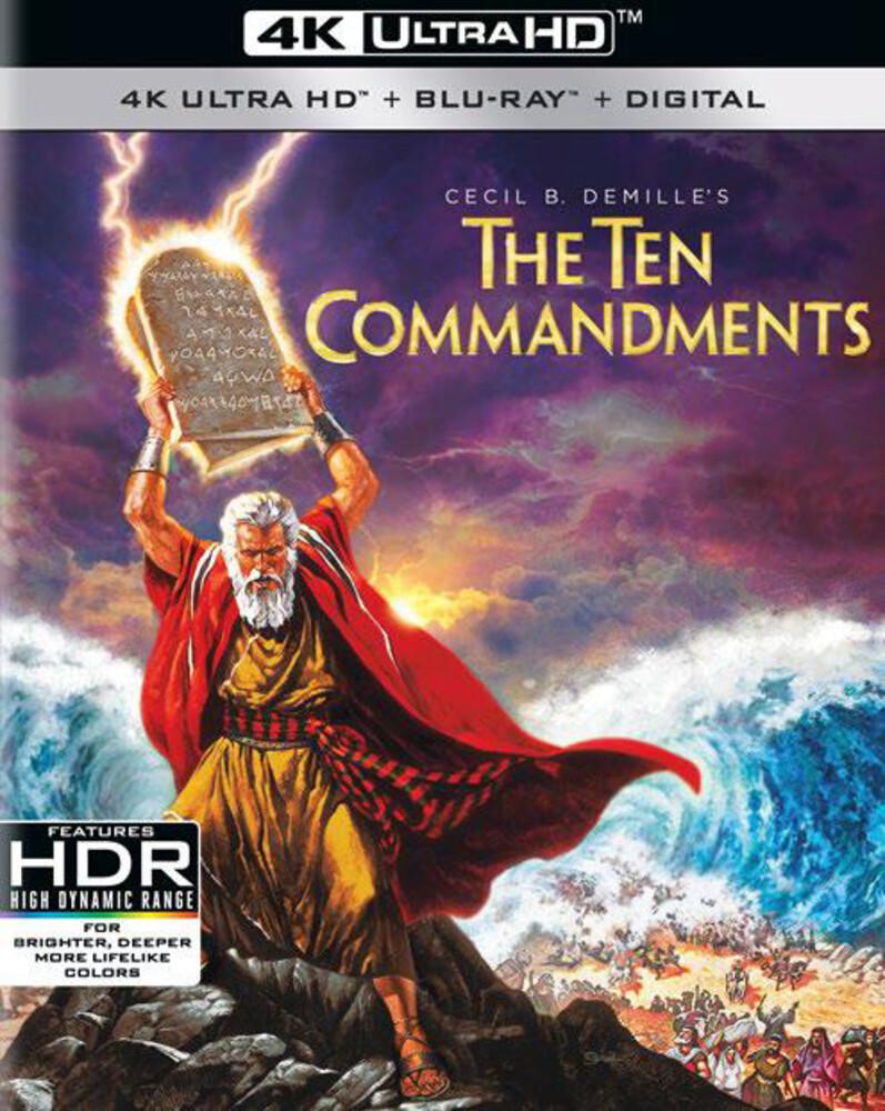 Ten Commandments (1956) - The Ten Commandments