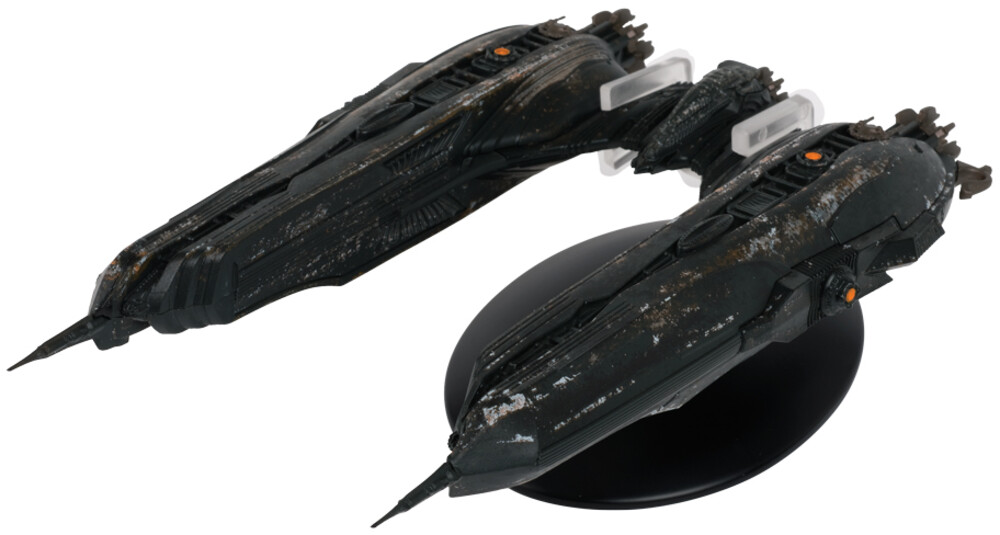 Star Trek - Eaglemoss - Star Trek - Klingon Chargh-class Ship