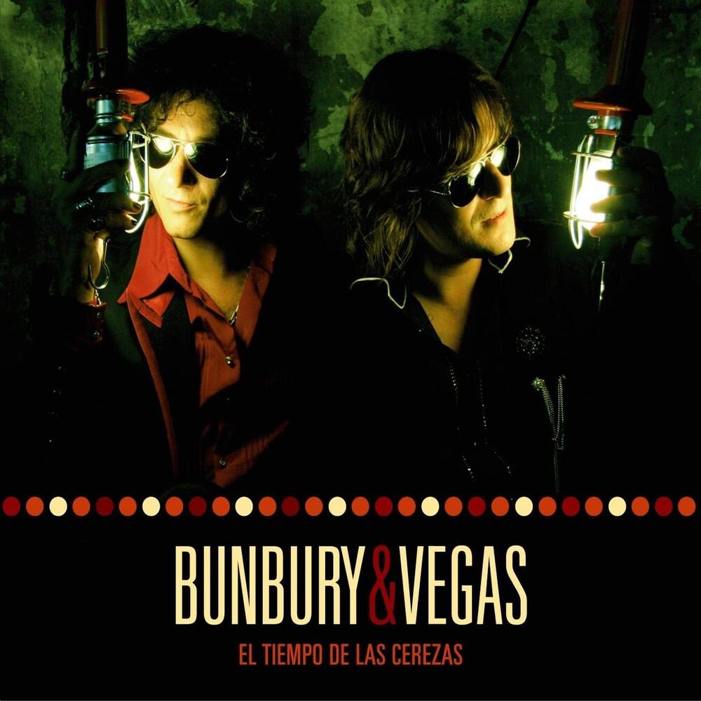 Bunbury & Vegas - El Tiempo De Las Cerezas (W/Cd) (Spa)