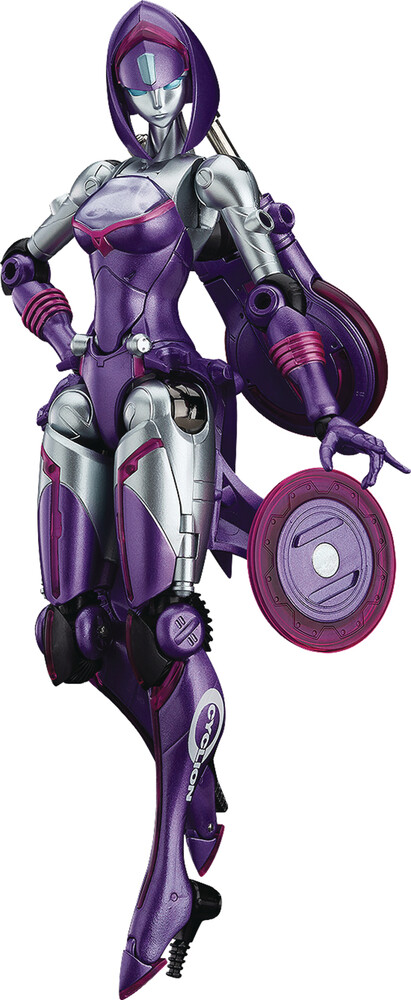 Good Smile Company - Good Smile Company - Cyclion Type Lavender Transforming Figure