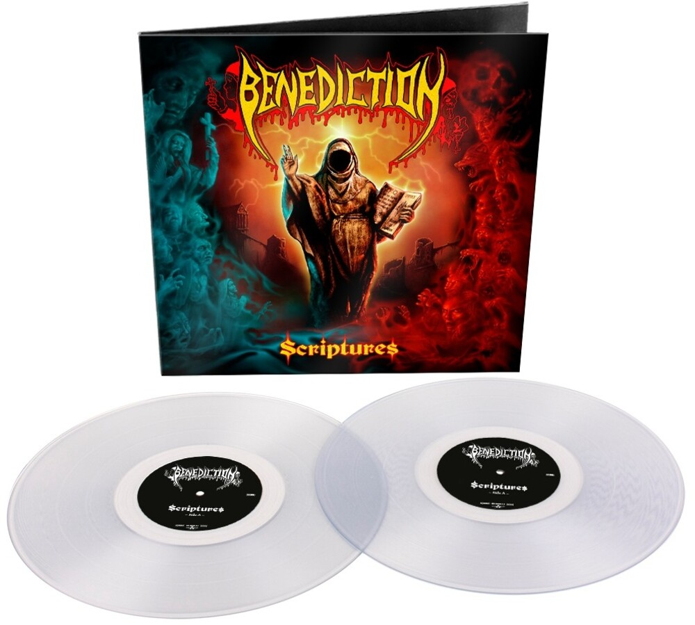 Benediction - Scriptures (Clear Vinyl) [Clear Vinyl] [Limited Edition]