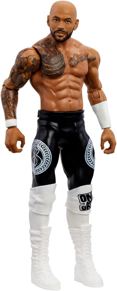 WWE - Mattel Collectible - WWE Ricochet