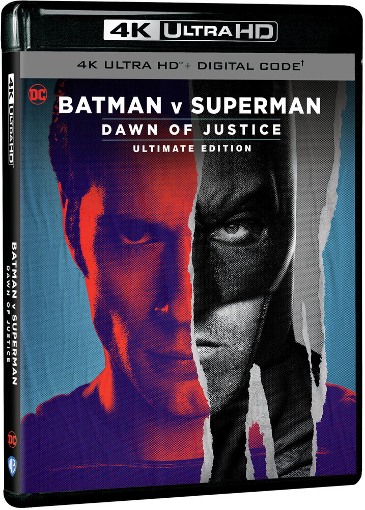 - Batman v Superman: Dawn of Justice