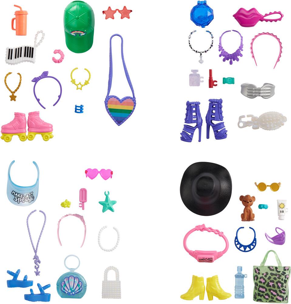 - Mattel - Barbie Fashion Accessory Pack Assortment