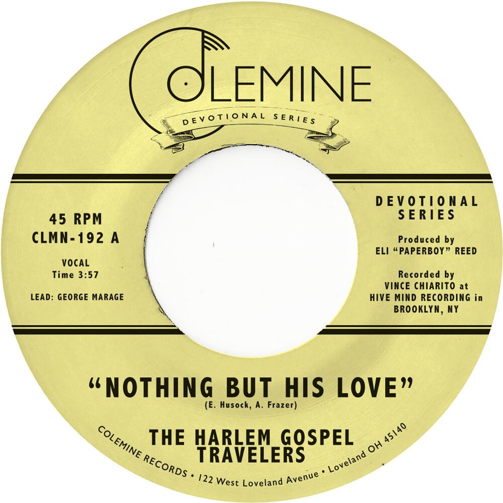 Harlem Gospel Travelers - Nothing But His Love