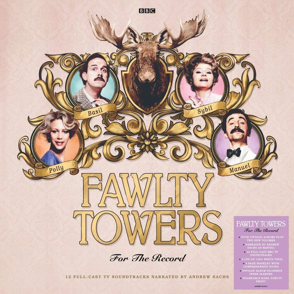 Fawlty Towers (Box) (Colv) (Ofgv) (Wht) (Auto) - For The Record (Box) [Colored Vinyl] (Ofgv) (Wht) (Auto)