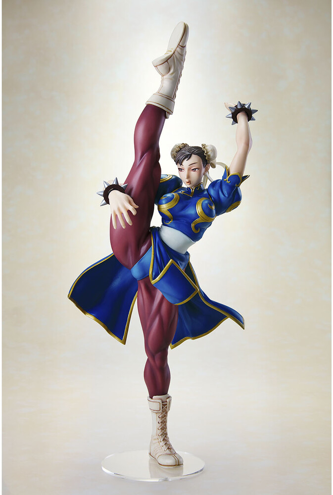 - Street Fighter - Capcom Builder Model Chun-Li