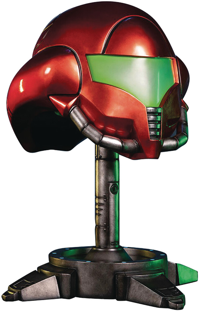 - Metroid Prime - Samus Helmet (Clcb) (Fig)