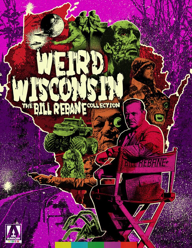- Weird Wisconsin: The Bill Rebane Collection (4pc)